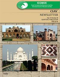 Cover of CIAV NEWSLETTER 2018/39