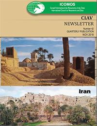 Cover of CIAV NEWSLETTER 2018/42