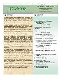 Cover of CIAV NEWSLETTER 2013/28