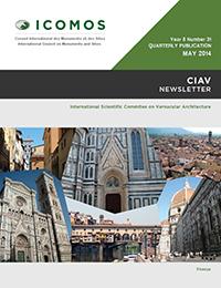 Cover of CIAV NEWSLETTER 2014/31