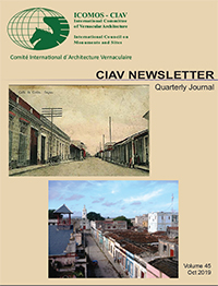 Cover of CIAV NEWSLETTER 2019/45