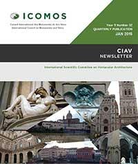 Cover of CIAV NEWSLETTER 2015/32